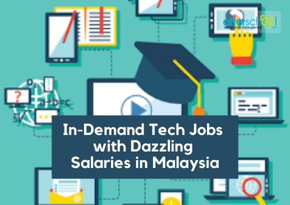 In-Demand Tech Jobs with Dazzling Salaries in Malaysia
