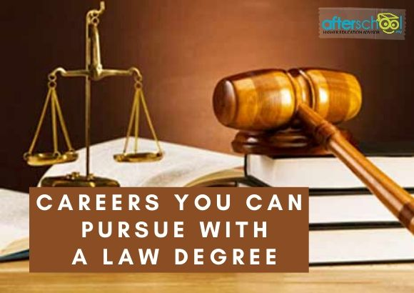 Careers You Can Pursue with a Law Degree