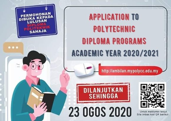Application to Polytechnic Diploma Program Academic Year 2020/2021