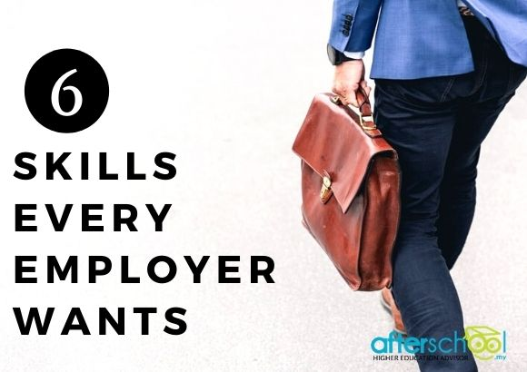 6 Skills Every Employer Wants