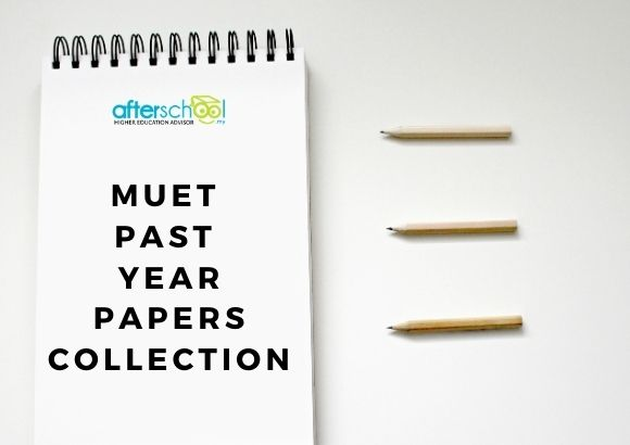 MUET Past Year Papers Collection
