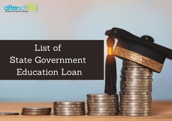 List of State Government Education Loans