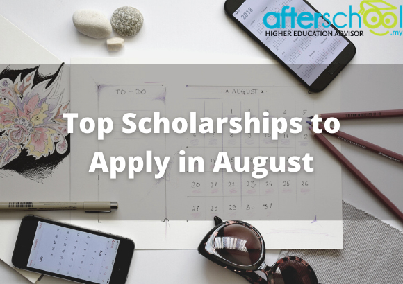 Top Scholarships to Apply in August
