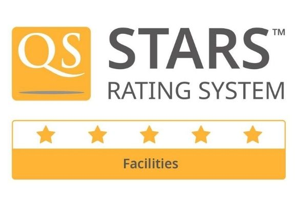IUKL Awarded 5 Stars in the Teaching and Facilities Category