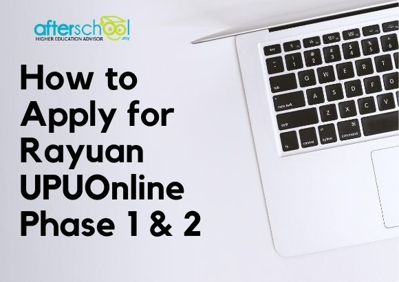How to Apply for Rayuan UPUOnline Phase 1 & 2