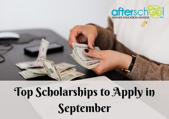 Top Scholarships to Apply in September