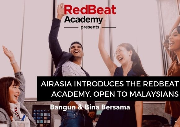AirAsia Introduces The Redbeat Academy, Open to Malaysians