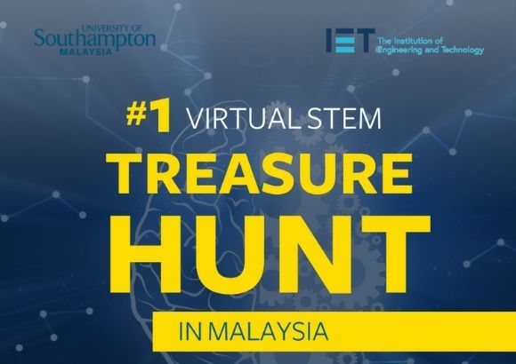 UoSM Students to Organise the First Virtual STEM Treasure Hunt in Malaysia