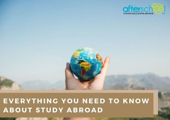 Everything You Need to Know about Study Abroad