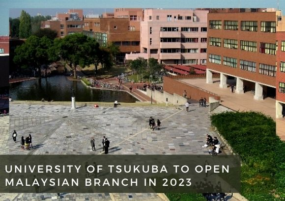 University of Tsukuba to Open Malaysian Branch in 2023