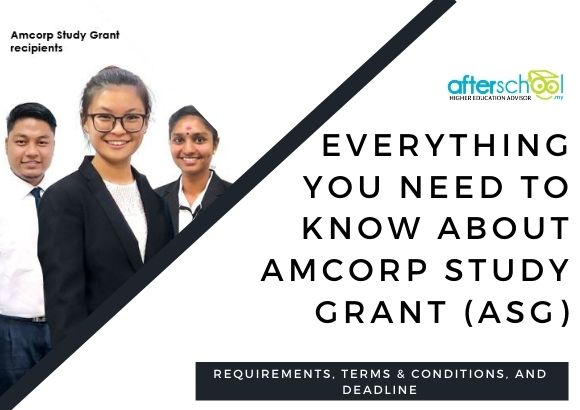 Everything You Need to Know about Amcorp Study Grant (ASG)