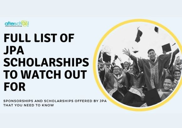 Full List of JPA Scholarships to Watch Out For