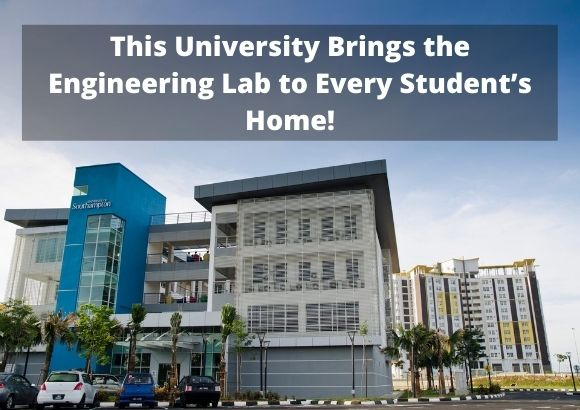 This University Brings the Engineering Lab to Every Student's Home!
