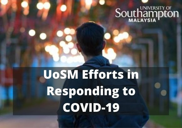 UoSM Efforts in Responding to COVID-19