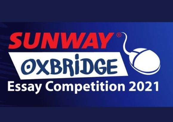 Sunway Oxbridge Essay Competition 2021 is back!