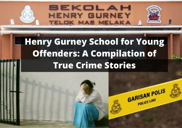Henry Gurney School for Young Offenders: A Compilation of True Crime Stories