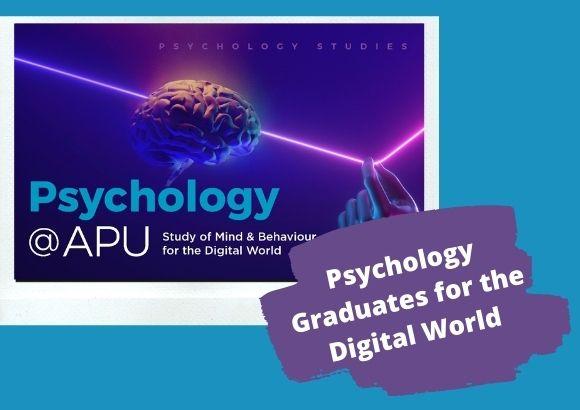 Psychology Graduates for the Digital World
