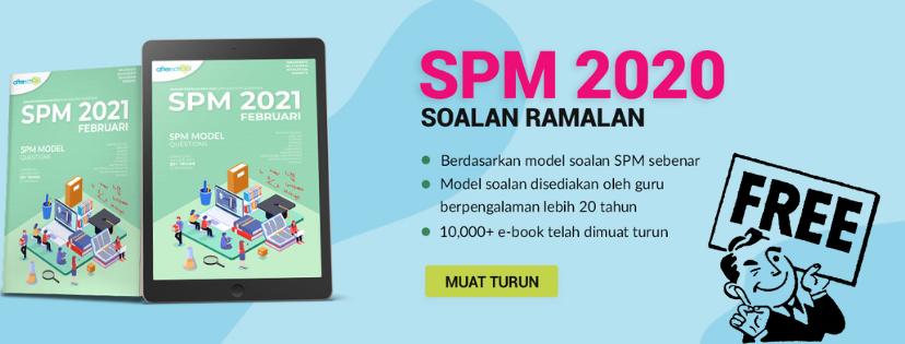 Koleksi Soalan Spm Sebenar Tahun 2014 2015 2016 2017 2018 2019 Spm Ulangan Bahasa Melayu Matematik Sejarah