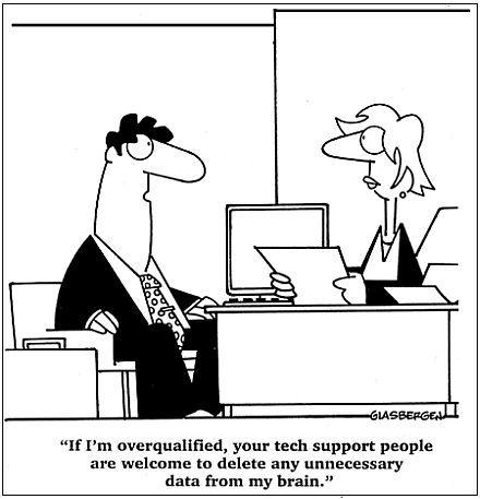 cara mohon kerja yang overqualified. Sumber Giasbergen