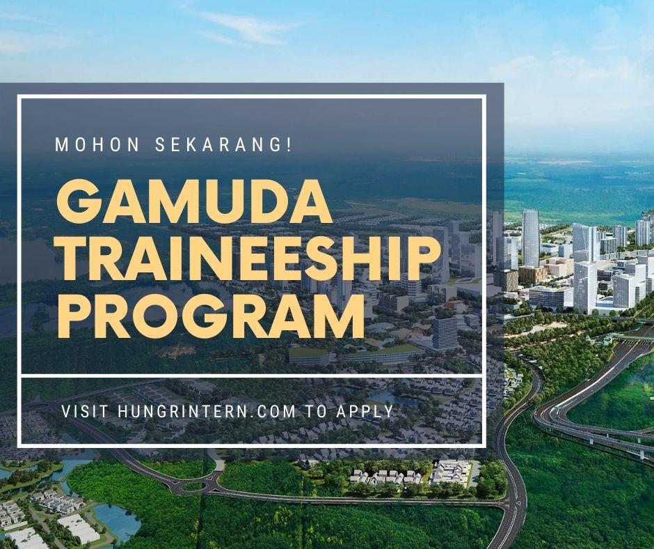 Gamuda Buka Tawaran Traineeship Program untuk Fresh Graduate