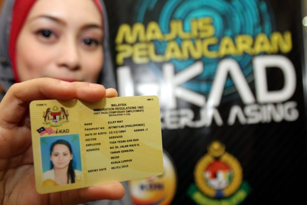 ICard for Foreign Students in Malaysia