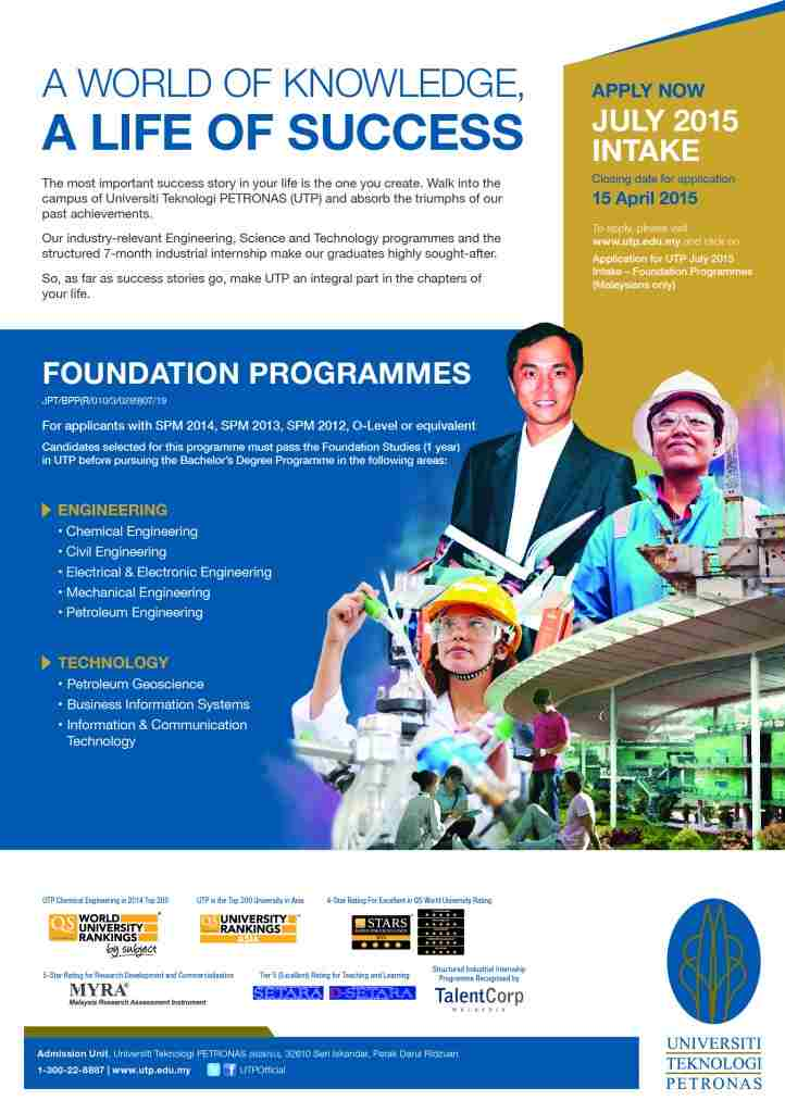 July 2015 Intake Foundation English (Colour)