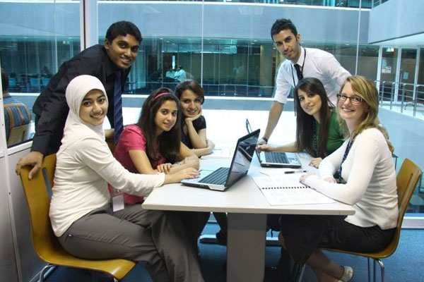 Foreign degree - APU APIIT Asia Pacific university  students happy
