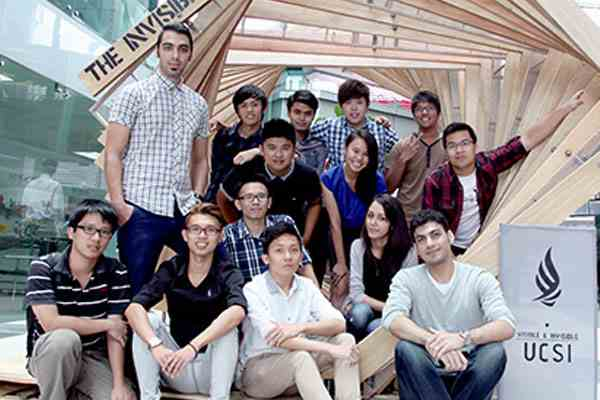 Foreign degree - UCSI Malaysia students serious business