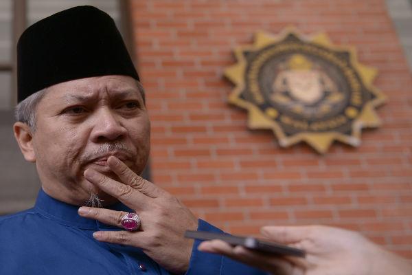 MARA Chairman Annuar Musa