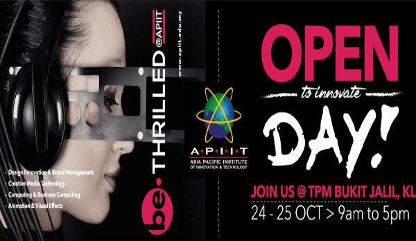 APU APIIT Open Day