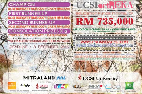 UCSI Post 2 - Painting Competition