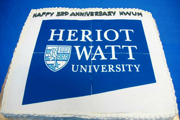 heriot watt post