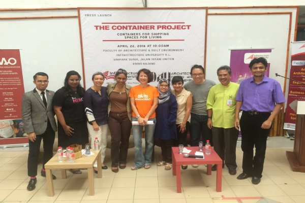IUKL Wordpress B, Infrastucture University Kuala Lumpur giving back to Mother Nature