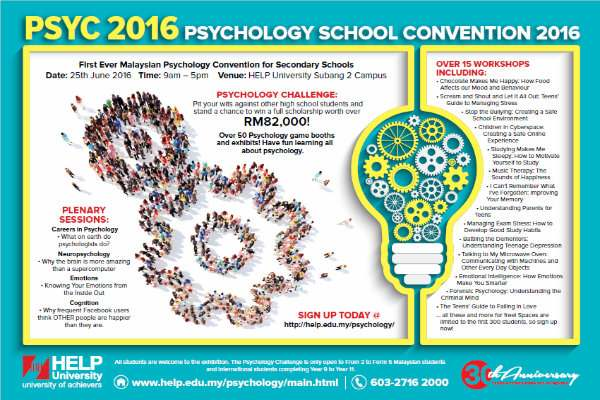 PSY School Covention 2016