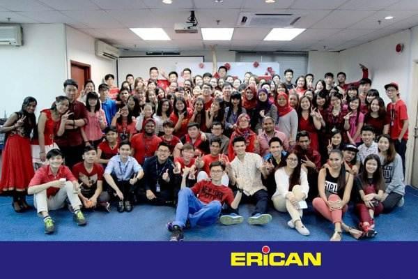 Erican Language