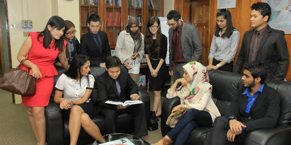 JPA students