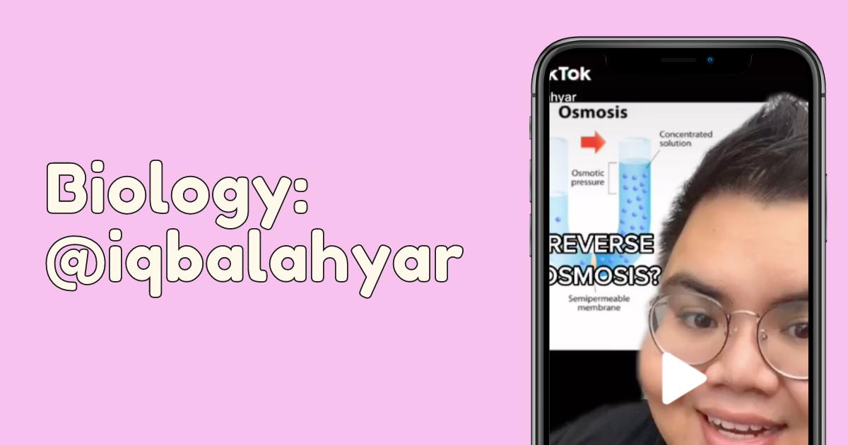 Iqbal Ahyar Biology