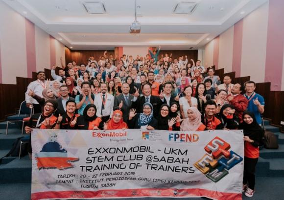 ExxonMobil-UKM STEM Club: Training of Trainers Programme